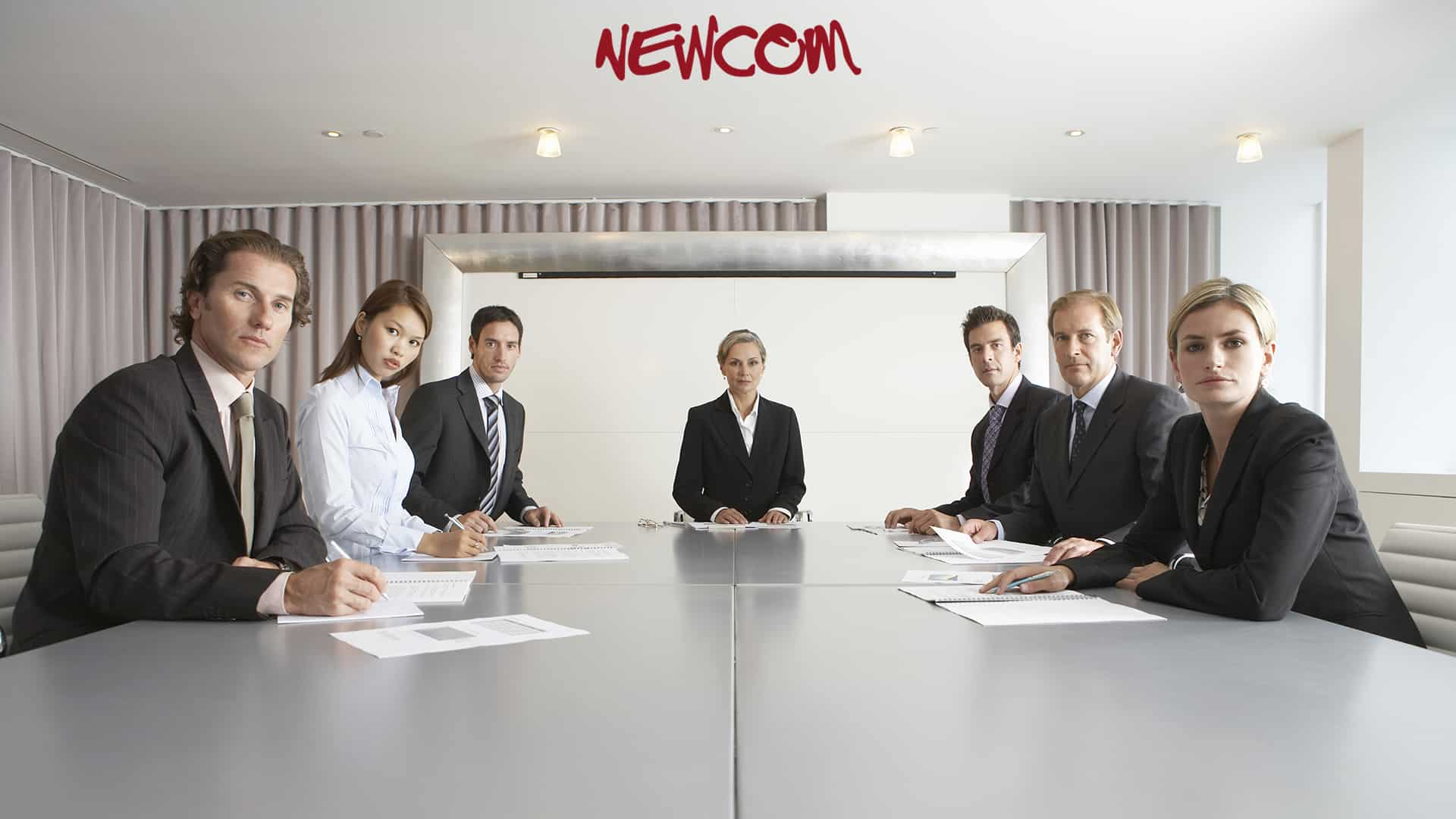 Newcom Consulting - Corsi - Meeting management - Thumb