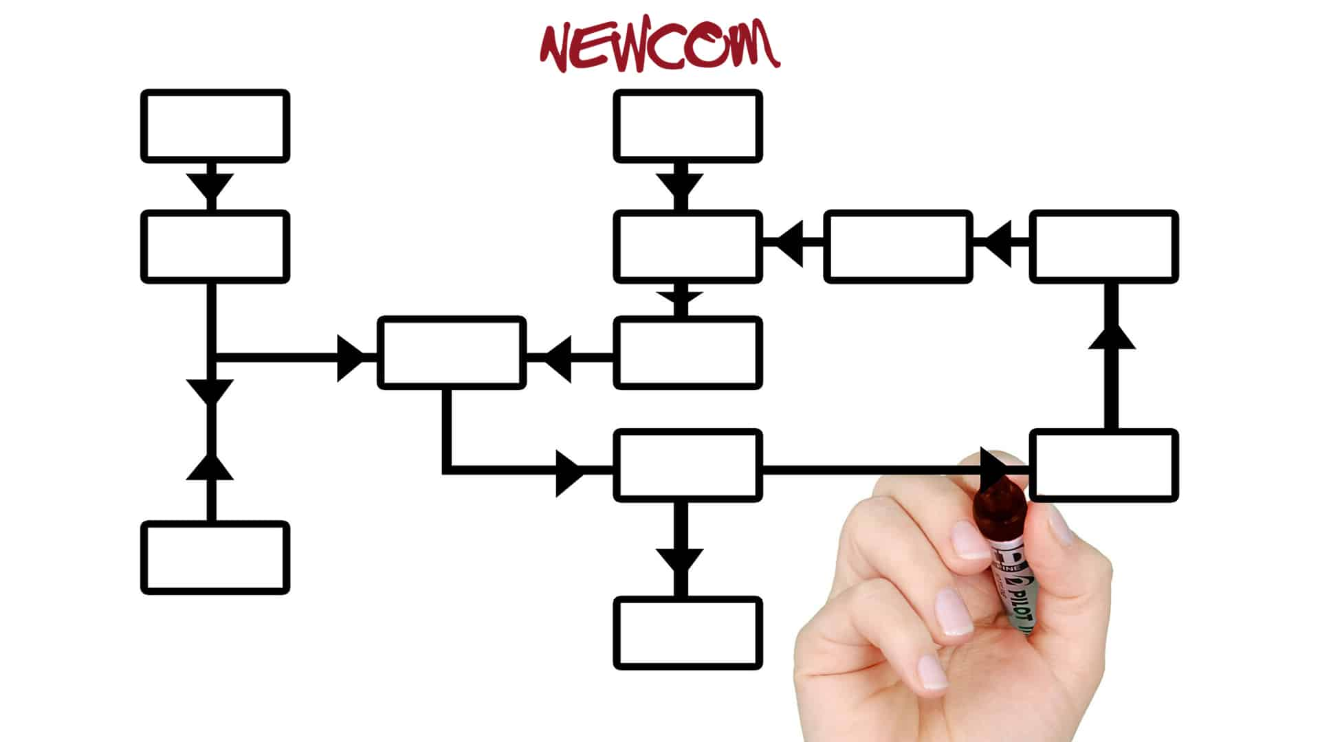 Newcom Consulting - Corsi - Mind mapping - Thumb